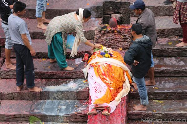 Nepal - Final tribute #11