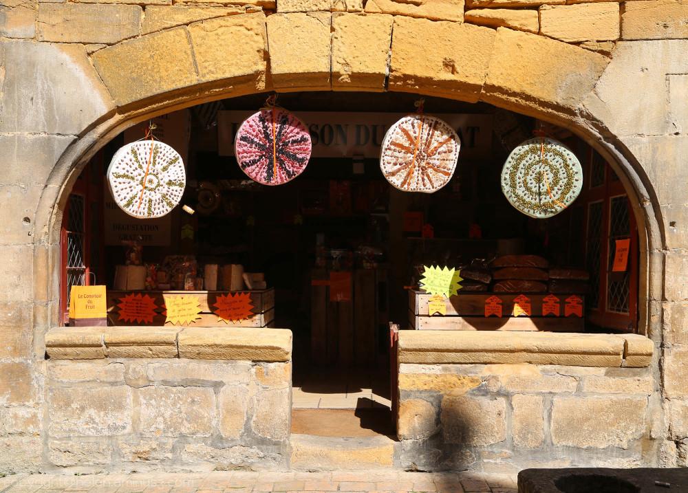 The nougat shop