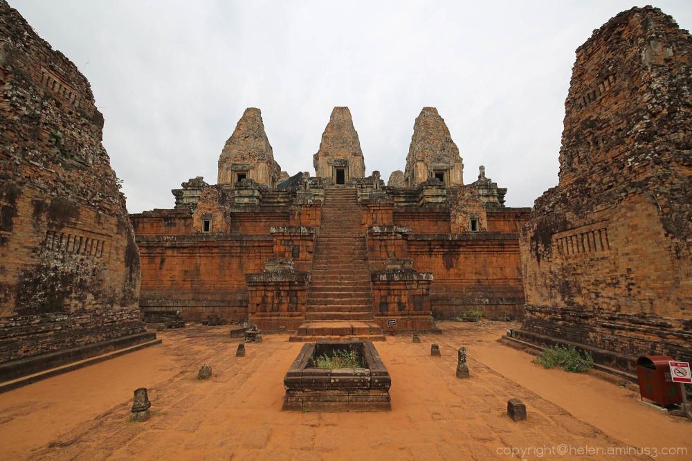 Angkor: Pre Rup temple