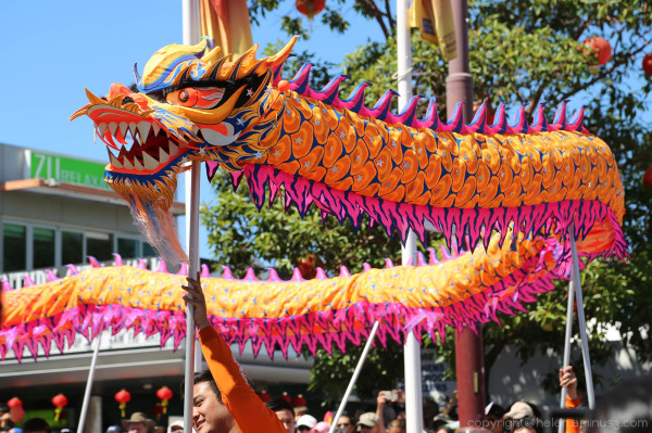 Chinese New Year and Lantern Festival today