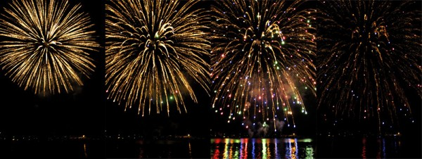 San Vito's Fireworks