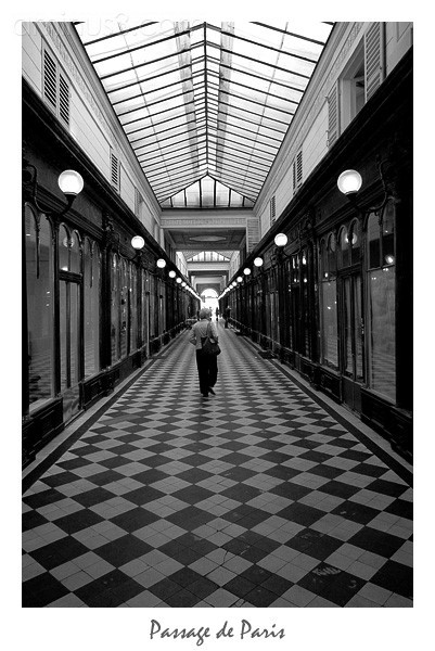 Passage de Paris