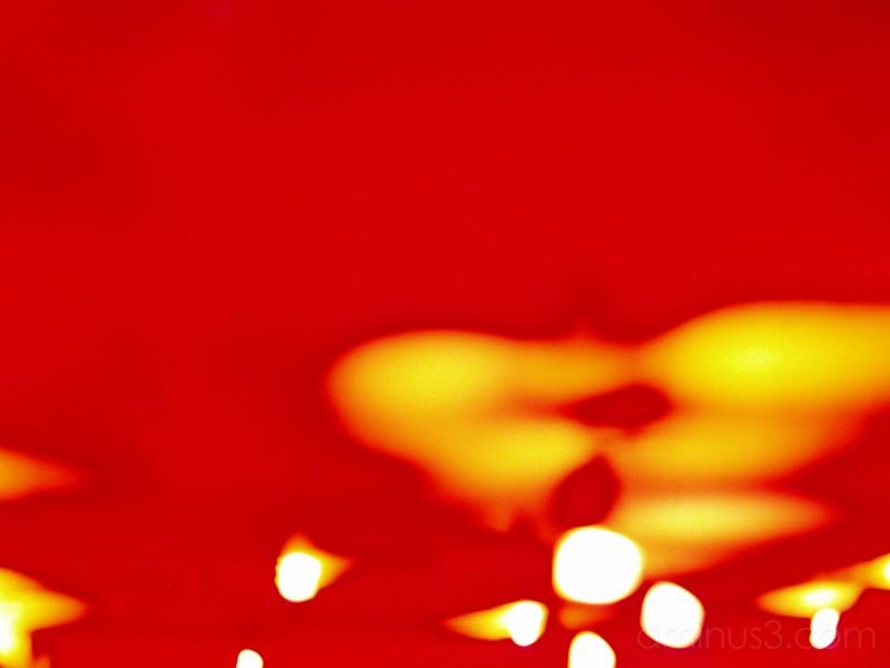 orange lichterkette hitze