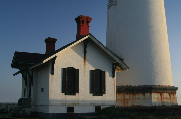 Pigeon-Point Lighthouses