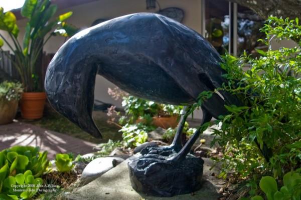 Garden Art in Carmel, California