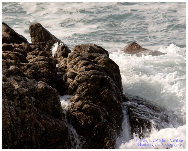 Pacific Grove, CA rocks