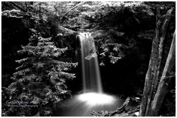 Big Basin State Park - Sempervirens Falls