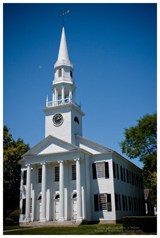 1st Congregational Church of Litchfield, CT