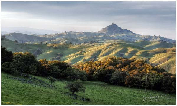 Hills of San Benito County