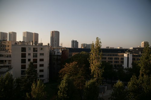 View from my home