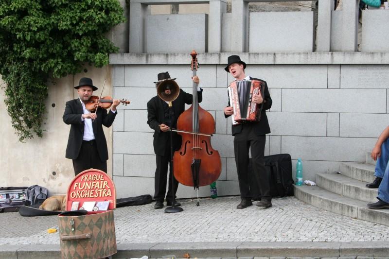 Prague Funfair Orchestra