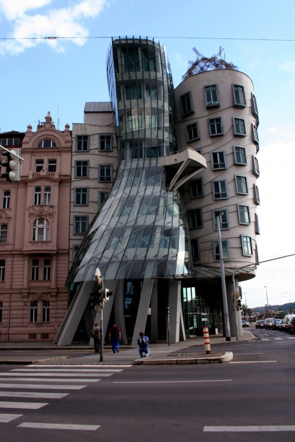 O Edifício Dançante