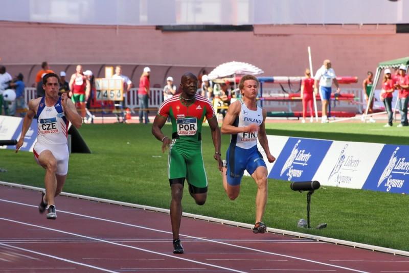 Taça da Europa de Atletismo IV - Francis Obikwelu
