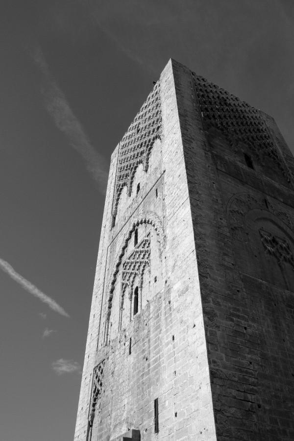 Torre Hassan II - Hassan Tower II