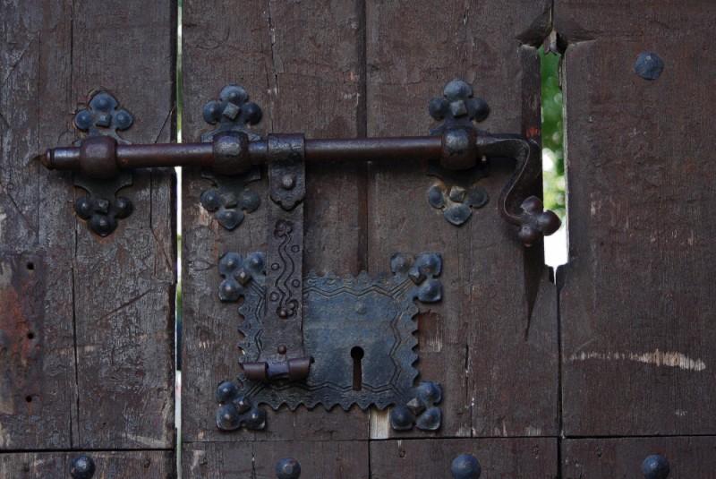 porta leiria castelo