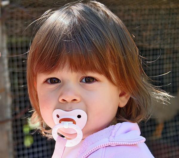 princesa crianca retrato