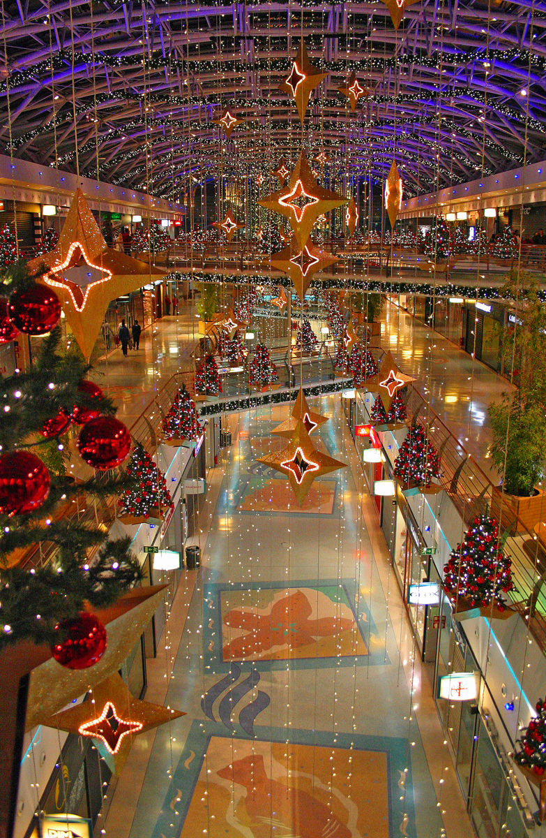 Natal no Centro Comercial Vasco da Gama