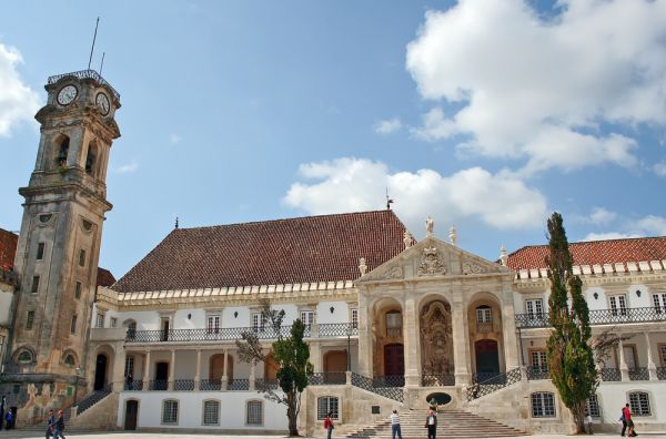 Cities of the World...  Coimbra