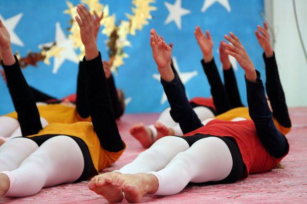 Dança Contemporânea - Pela PAZ