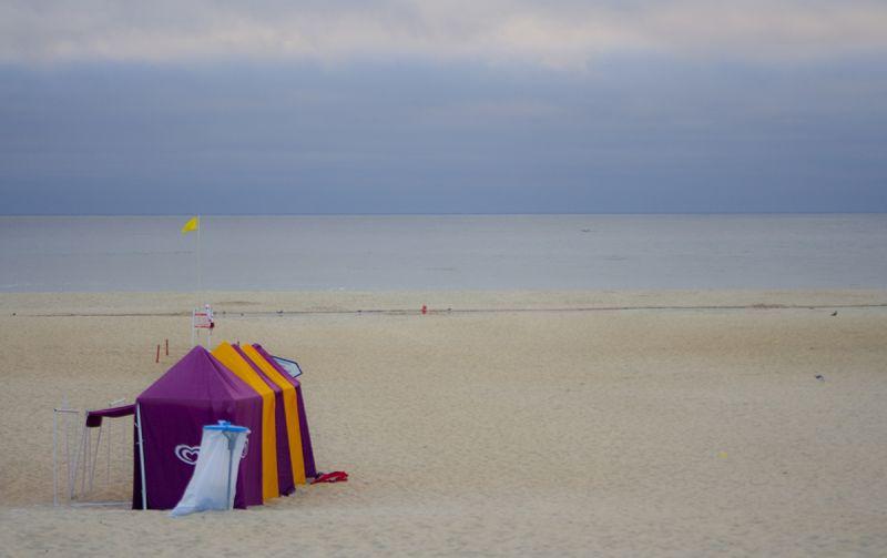 praia mar verão