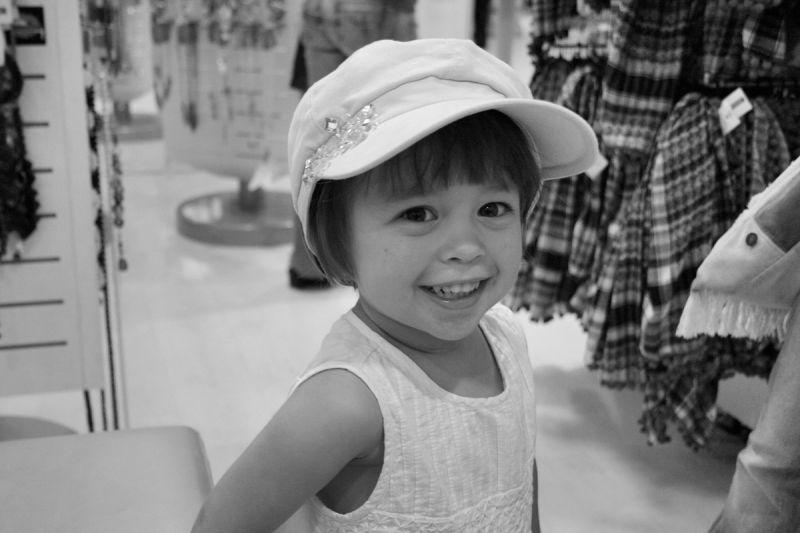 criança retrato