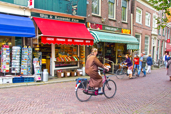 holanda edam bicicletas cheese queijo