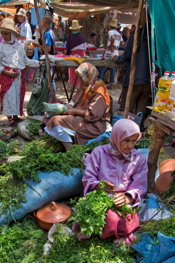 marrocos medina