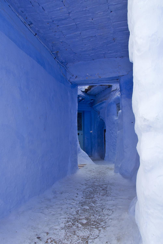 marrocos medina Chefchaouen