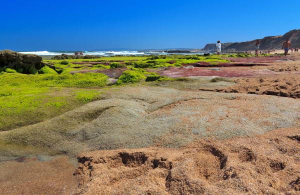 praia mar verão peniche baleal