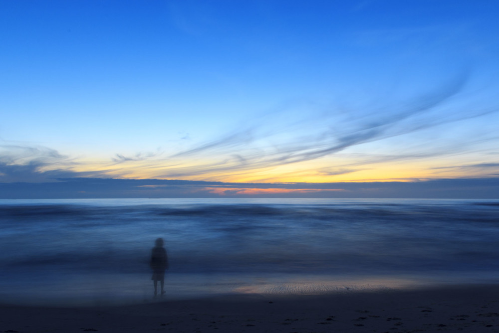 lu vale-furado praia sunset