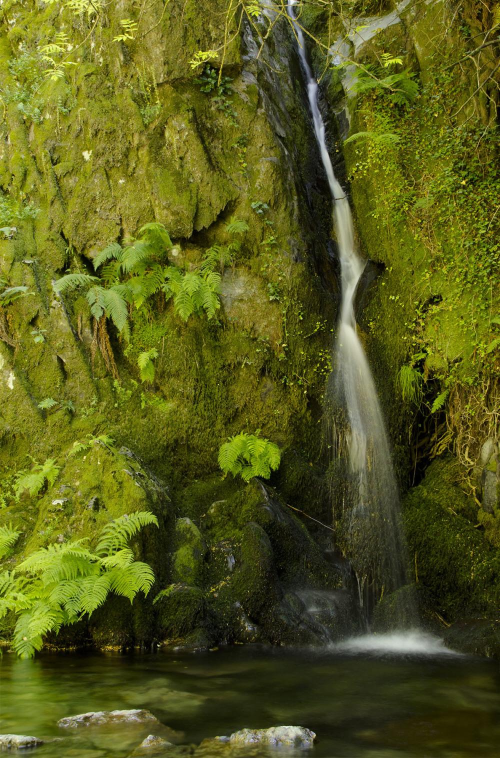 serraestrela poço-do-inferno cascata