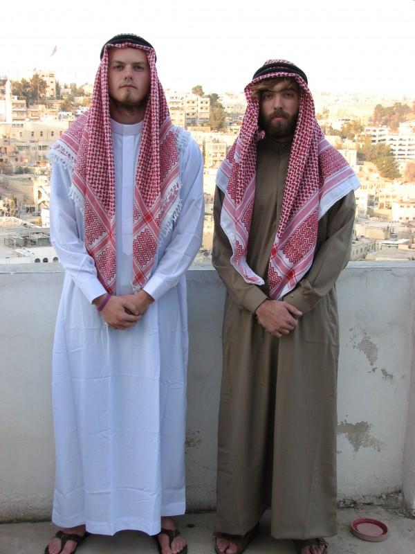 getting my arab on