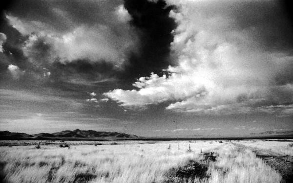 Dirt Road, Coronado National Forest, Arizona