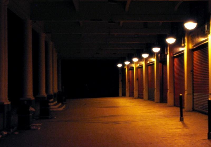 deserted prom II