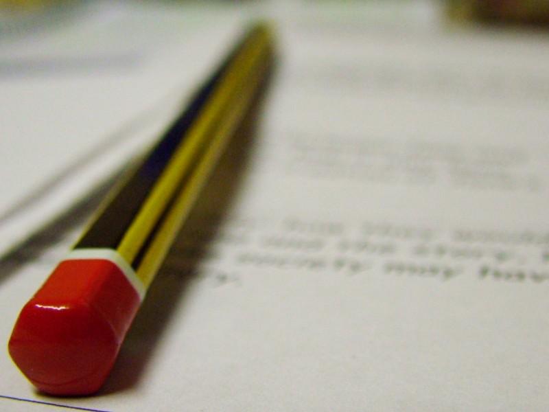 pencil grain