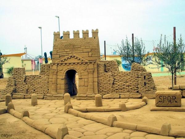 Fortino di sabbia