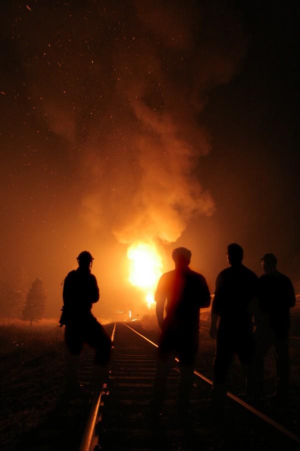 Colfax Fire Kody Whiteaker