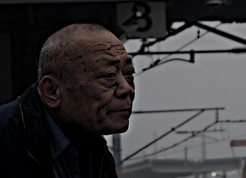kyoto city urban portrait
