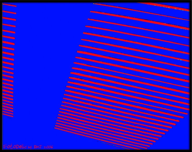 colourful lines