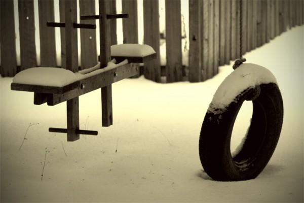 Scène d'hiver - Winter scene