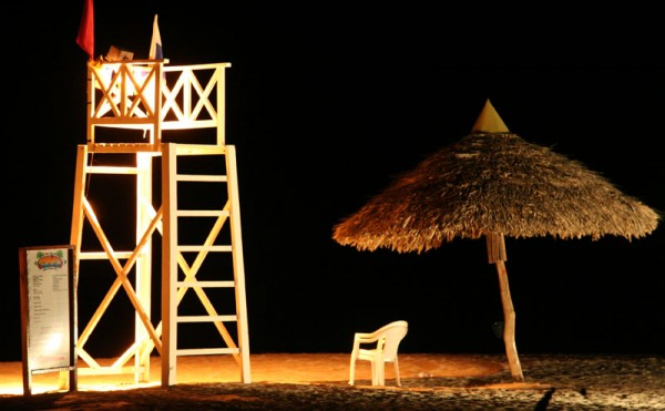 Beach by night - Nuit sur la plage