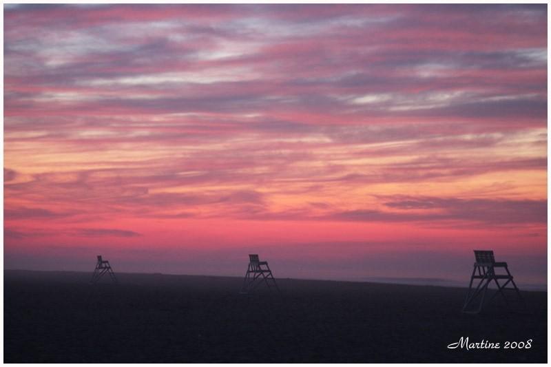 Avalon's sunrise - Lever du soleil à Avalon