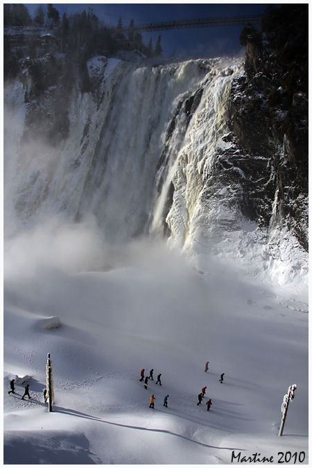 Chute Montmorency