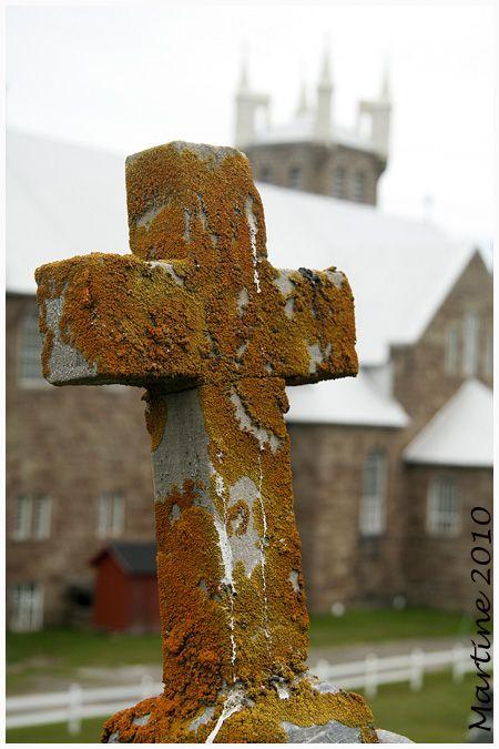 Orange cross - Croix orange