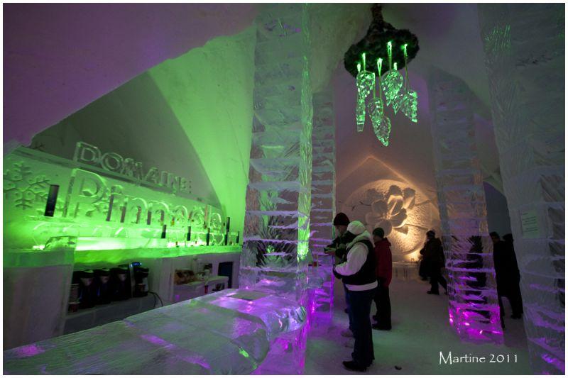 Ice Bar - Bar de glace