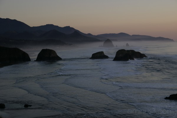 Cannon Beach, Oregon - Sunset 4