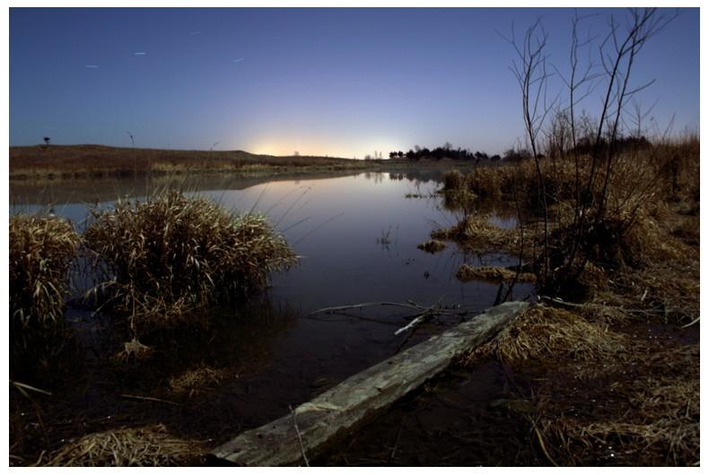 Kasota Pond Wint3r