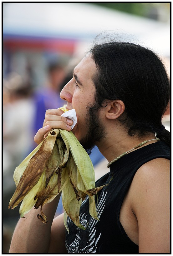 Minnesota State Fair Corn Eating Wint3r