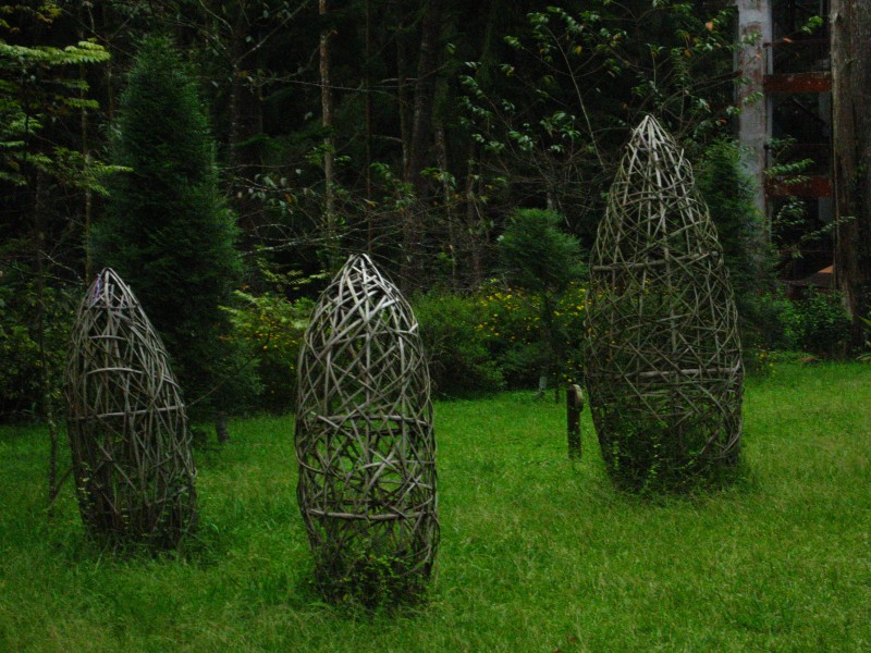 Mysterious Weavings