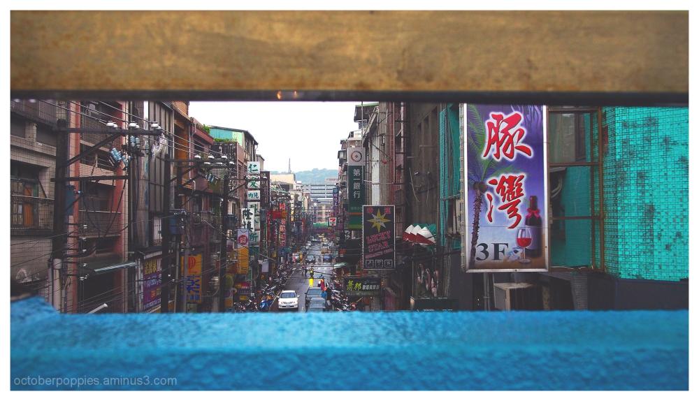 Frames from the Skywalk, 5